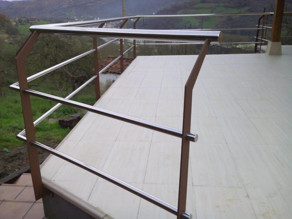 Barandilla Inox-forja Villar