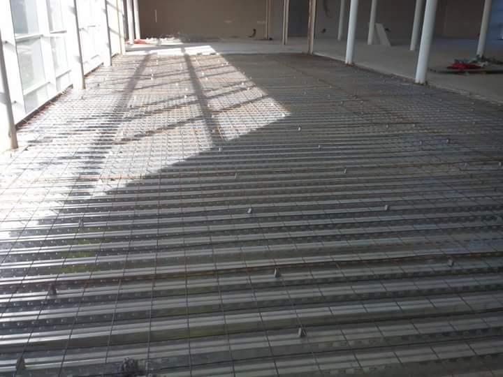 Museo FA estructura 3 colaborante