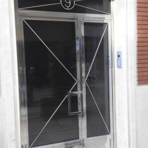 Puerta Inox Oviedo